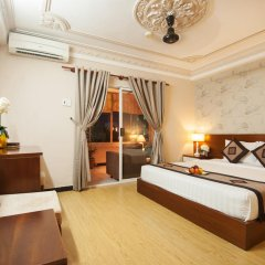 Le Le Hotel 2* Номер Делюкс с двуспальной кроватью фото 2