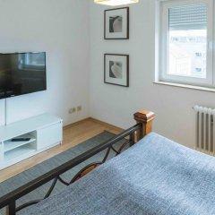 Отель Burhan Германия, Гамбург - отзывы, цены и фото номеров - забронировать отель Burhan онлайн комната для гостей фото 4