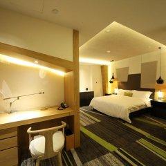 BeiJing Qianyuan Hotel 4* Номер Комфорт с различными типами кроватей