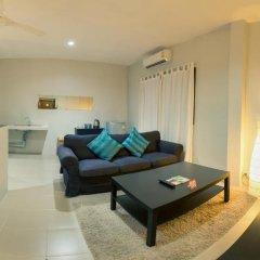Отель Infinity Guesthouse 2* Улучшенный номер с различными типами кроватей фото 19