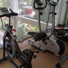 Отель Boss Mansion Бангкок фитнесс-зал фото 3