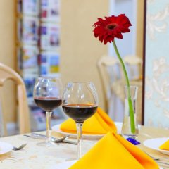 Отель Силк Роуд Лодж Бишкек питание