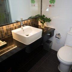 Отель Shenzhen Kaili Hotel Китай, Шэньчжэнь - отзывы, цены и фото номеров - забронировать отель Shenzhen Kaili Hotel онлайн ванная фото 2