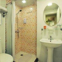 Отель Home Inn Guangzhou Wushan Metro Station South China University of Technology ванная