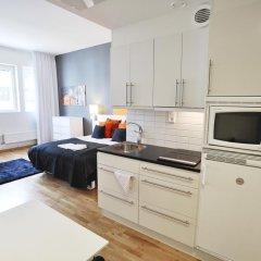 Sky Hotel Apartments, Stockholm 3* Студия с различными типами кроватей фото 5
