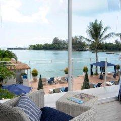 Отель Phuket Boat Quay 4* Номер Делюкс разные типы кроватей фото 14