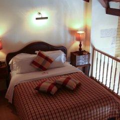 Отель Palazzino di Corina 4* Стандартный номер с различными типами кроватей фото 5