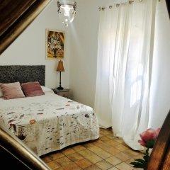 Отель 5 Soles Hostal Rural Gastronomico комната для гостей фото 4
