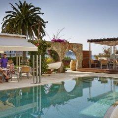 Отель & Spa Terraza Испания, Курорт Росес - 1 отзыв об отеле, цены и фото номеров - забронировать отель & Spa Terraza онлайн бассейн фото 2