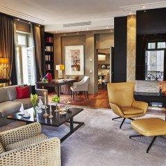 Отель Steigenberger Frankfurter Hof 5* Президентский люкс с различными типами кроватей фото 6