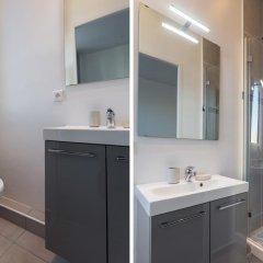 Отель Lascaris - 1 Chambre - Le Port Франция, Ницца - отзывы, цены и фото номеров - забронировать отель Lascaris - 1 Chambre - Le Port онлайн ванная