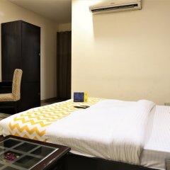 Отель FabHotel Aksh Palace Golf Course Road 3* Номер Делюкс с различными типами кроватей фото 6
