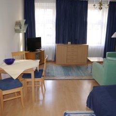 Отель Deutschmeister Австрия, Вена - отзывы, цены и фото номеров - забронировать отель Deutschmeister онлайн комната для гостей фото 4