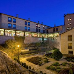Отель Parador De Sos Del Rey Catolico 4* Стандартный номер фото 9
