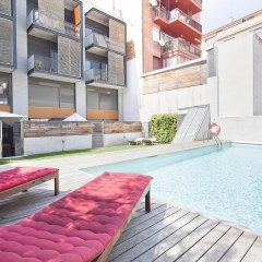 Отель Barcelona Charming Guell Terrace Испания, Барселона - отзывы, цены и фото номеров - забронировать отель Barcelona Charming Guell Terrace онлайн бассейн фото 3
