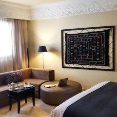 Отель Diwan Casablanca 4* Номер Делюкс с различными типами кроватей фото 8