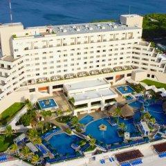 Отель Royal Solaris Cancun - Все включено Мексика, Канкун - 8 отзывов об отеле, цены и фото номеров - забронировать отель Royal Solaris Cancun - Все включено онлайн вид на фасад фото 2
