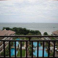 Отель The Heritage Pattaya Beach Resort 4* Номер Делюкс с различными типами кроватей фото 2