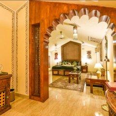 Отель Chokhi Dhani Resort Jaipur 4* Полулюкс с различными типами кроватей фото 4