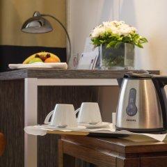 In Hotel Belgrade 4* Стандартный номер с различными типами кроватей