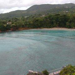 IRIE Vibez hostel Порт Антонио пляж