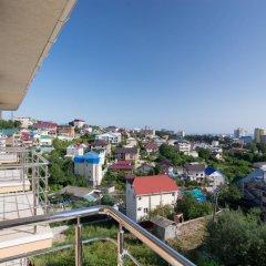 Гостиница Дядя Степа балкон