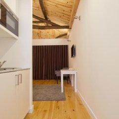 Отель MyStay Porto Bolhão Улучшенная студия с различными типами кроватей фото 3
