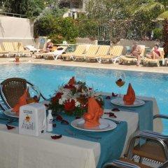 Отель Kleopatra South Star Apart Апартаменты с различными типами кроватей фото 15