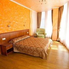 Гостевой Дом Юнона Семейный люкс с двуспальной кроватью фото 4