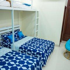 The Luci's House - Hostel Стандартный семейный номер с двуспальной кроватью