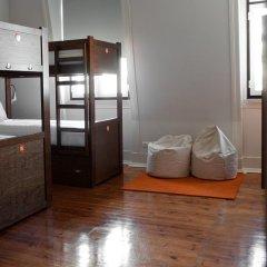 Lisb'on Hostel Кровать в женском общем номере с двухъярусной кроватью фото 2