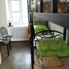 Гостиница Kronverk Кровать в общем номере с двухъярусной кроватью фото 11