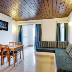 Отель 3HB Golden Beach Улучшенные апартаменты с различными типами кроватей фото 17