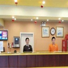 Отель Home Inn Chongqing Wanzhou Dianbao Road Wanda Plaza интерьер отеля фото 2