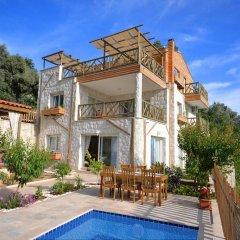 Villa Kelebek Oz Турция, Патара - отзывы, цены и фото номеров - забронировать отель Villa Kelebek Oz онлайн бассейн фото 2