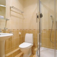 Отель Лермонтов Омск ванная фото 5