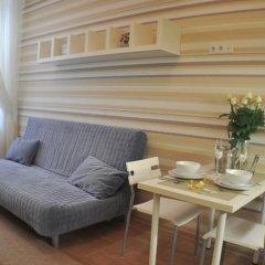 Апартаменты Apartment On Lermontova Студия с различными типами кроватей фото 3
