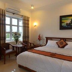 Hanh Dat Hotel Hue 3* Номер Делюкс с различными типами кроватей фото 2