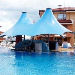 Отель Bulgarienhus Panorama Dreams Свети Влас бассейн фото 2