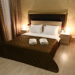 Гостиница Эден 3* Люкс с двуспальной кроватью фото 3