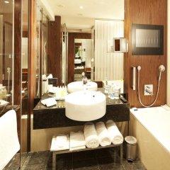 Гостиница Интерконтиненталь Москва 5* Улучшенный номер с разными типами кроватей фото 5