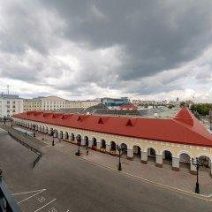 Отель Холидей Инн Уфа балкон