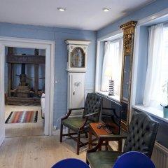 Отель Magstræde Central Apartment II Дания, Копенгаген - отзывы, цены и фото номеров - забронировать отель Magstræde Central Apartment II онлайн балкон