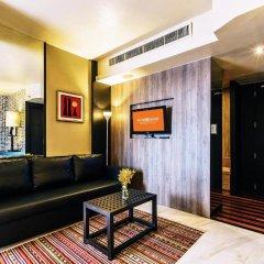 Siam@Siam Design Hotel Bangkok 4* Номер Делюкс с двуспальной кроватью фото 4