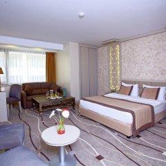 Отель Grand Gulsoy 4* Стандартный номер с двуспальной кроватью фото 6