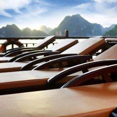 Отель Halong Golden Lotus Cruise 3* Номер Делюкс с различными типами кроватей