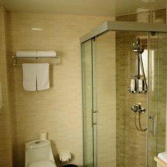 Joyfulstar Hotel Pudong Airport Chenyang 2* Стандартный номер с различными типами кроватей фото 5