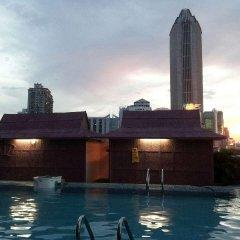 Ocean Hotel 4* Апартаменты с различными типами кроватей фото 11
