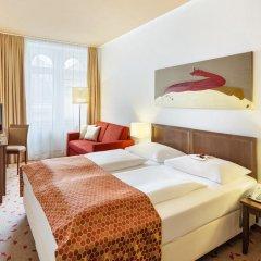 Austria Trend Hotel Rathauspark 4* Стандартный номер с разными типами кроватей