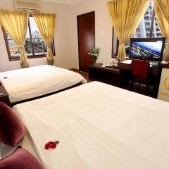 Hanoi Golden Hotel 3* Стандартный номер с различными типами кроватей фото 4